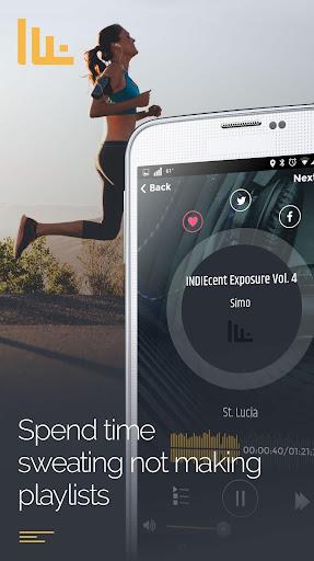 FIT Radio Workout Music - screenshot