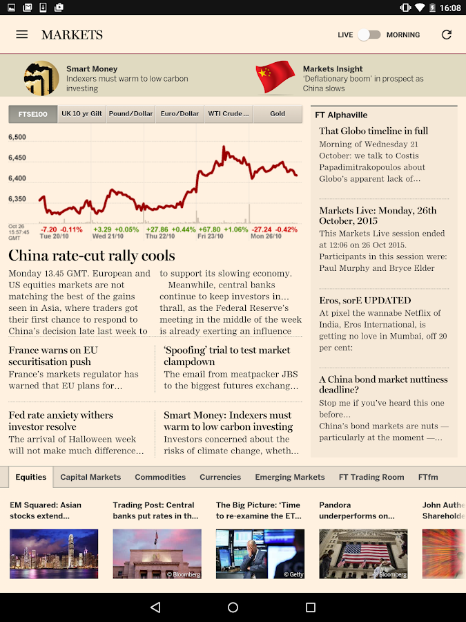 Financial Times Screenshot 15