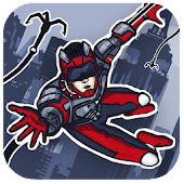 Game Rope Hero: Crime Busters APK for Windows Phone