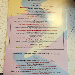 Flip side to Allergy Menu 2/2016