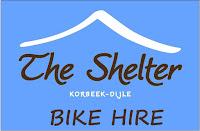 The Shelter Activiteiten The Shelter BIKE HIRE