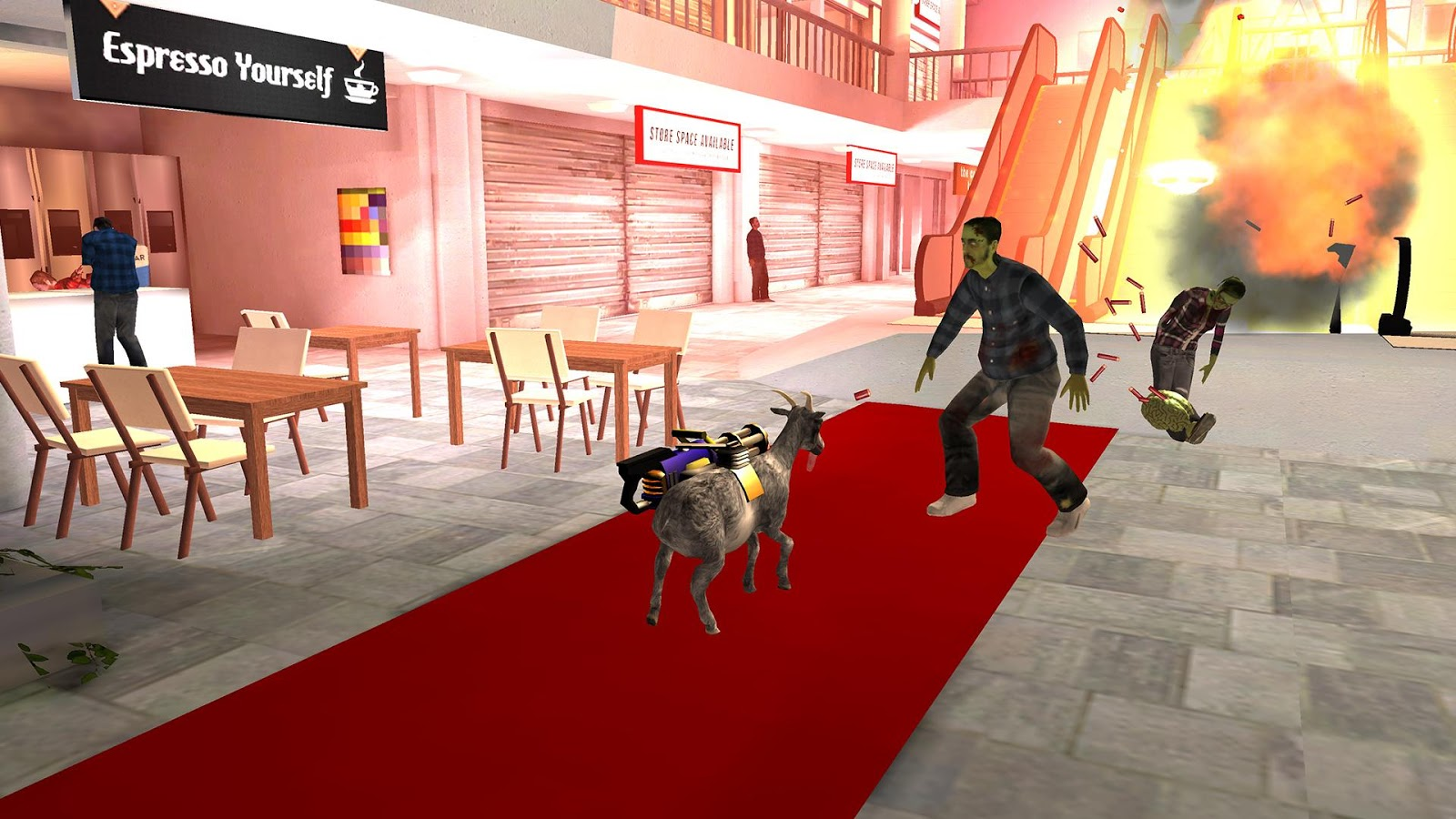 Goat Simulator GoatZ Screenshot 19