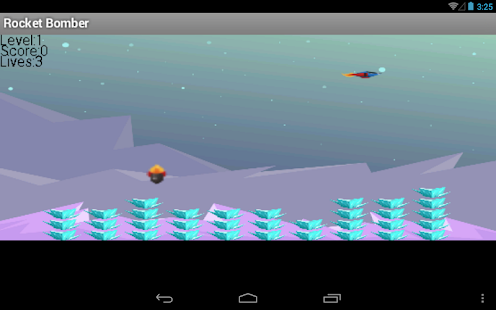 Rocket Bomber - screenshot