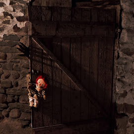 Bait by Kyric Designs - Artistic Objects Toys ( scary, doll, toys, evil, raggedy ann )