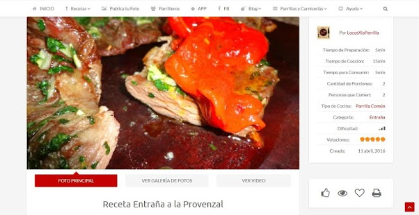 App Locos X la Parrilla APK for Windows Phone
