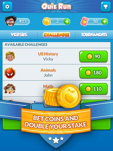 Quiz Run - screenshot