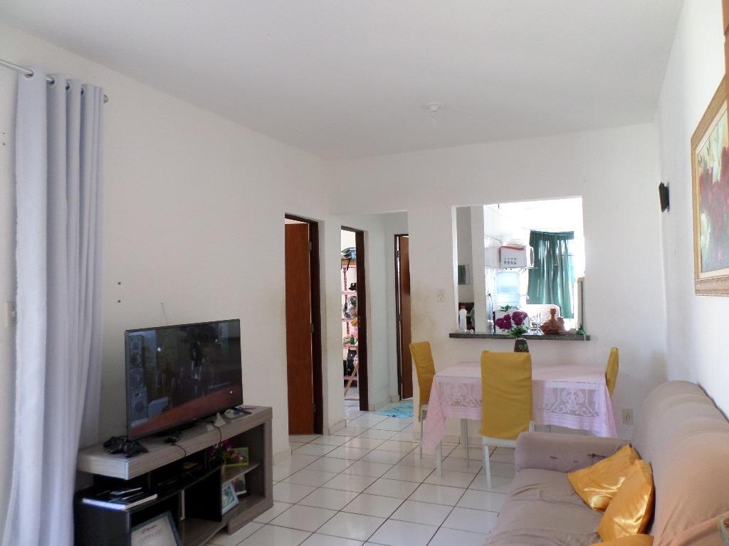 Apartamento residencial à venda, Alto do Calhau, São Luís.