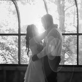 by Stephanie Shuman - Wedding Bride & Groom (  )