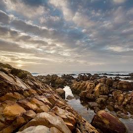 by Susan Pretorius - Nature Up Close Rock & Stone