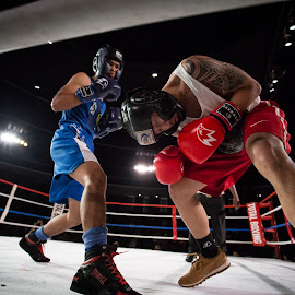Uppercut  by Reza Roedjito - Sports & Fitness Boxing