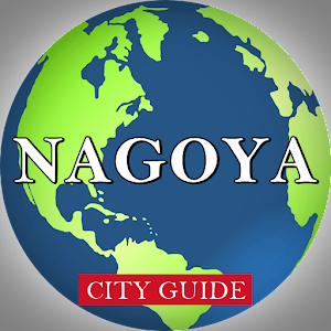 Nagoya City Guide Map & Hotels