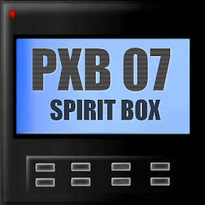 PXB 07 Spirit Box For PC