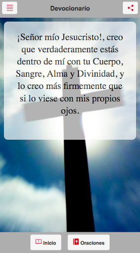 Devocionario Católico screenshot 6