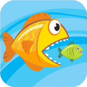 frenzy fish - fish eats fish