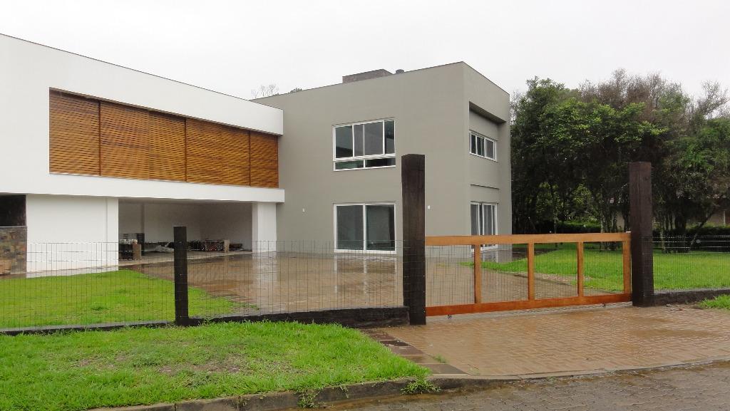 Casa 3 Dorm, Paragem dos Verdes Campos, Gravataí (CA1034)