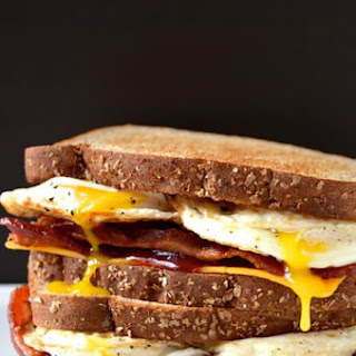 The Ultimate Egg Sandwich