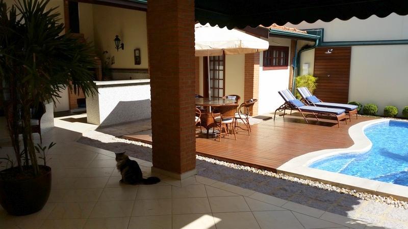 Casa 3 Dorm, Cidade Universitária, Campinas (CA1233)