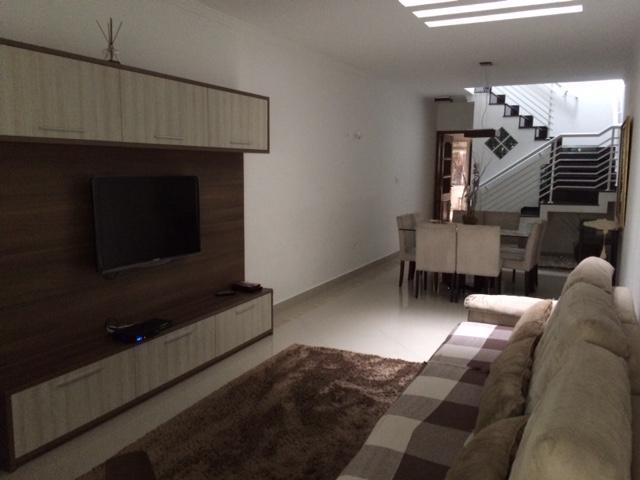 Casa Sobrado à venda, Quinta Da Paineira, São Paulo