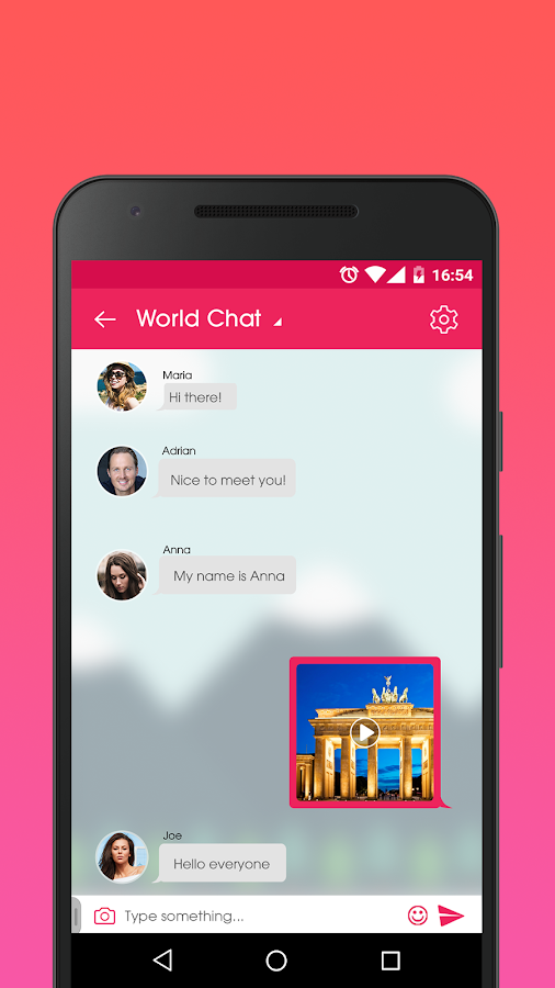 dating chat app download