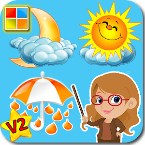 Weather & Season Flashcards V2