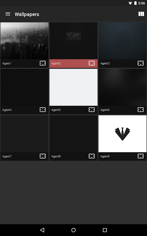 Agent Icon Pack Screenshot 9