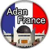 APK App Adan France: Prayer times 2017 for BB, BlackBerry