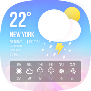 Live Weather Forecast - Weather Pro For Life Free For PC (Windows & MAC)