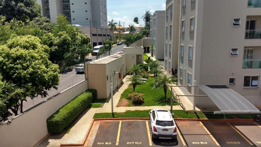Apartamento à venda, 58 m² por R$ 188.000,00 - Conjunto Frei Eugênio - Uberaba/MG