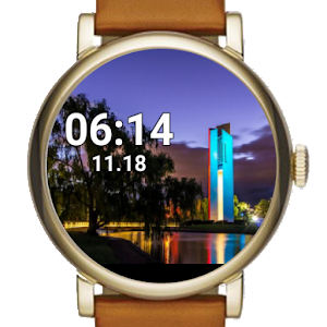 Pix - a customizable watchface