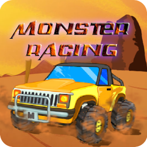 UpHill Monster Trucks Racing