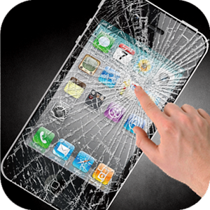 Download Broken Screen Prank Apk Download