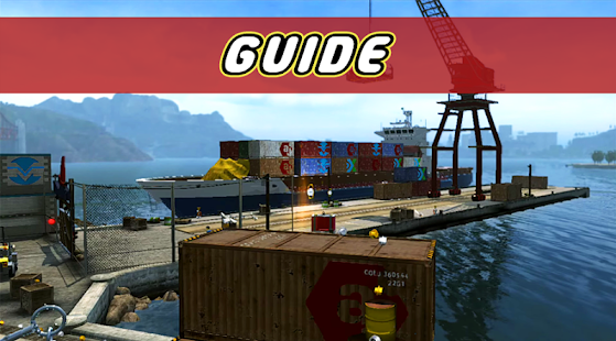Guide LEGO® City Undercover - screenshot