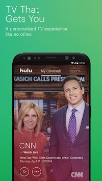 Hulu: Watch TV & Stream Movies APK screenshot thumbnail 7