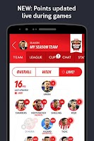 Screenshot of Dream Team - Fantasy Football