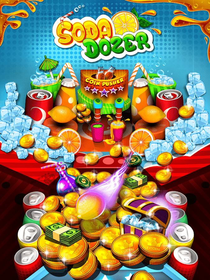 Soda Dozer: Coin Pusher Screenshot 17