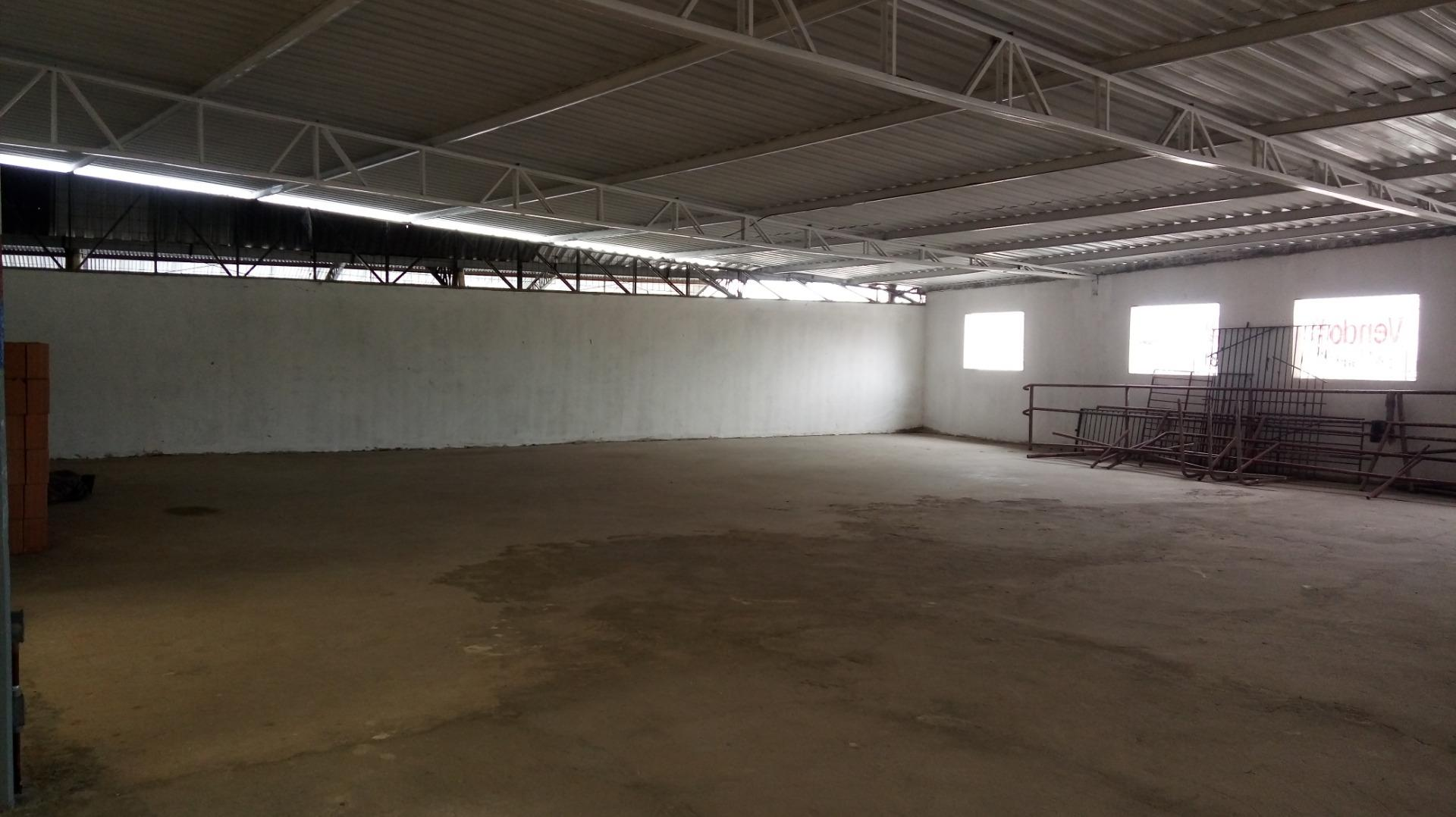 Barracão para Venda/Locação - Vila Olímpia