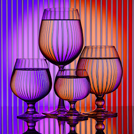 The Family by Rakesh Syal - Artistic Objects Glass