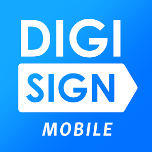 DigiSign Mobile App