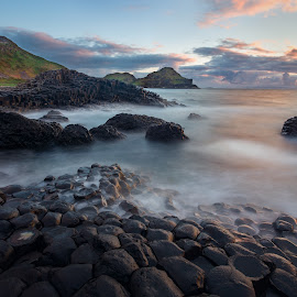 Causeway Coast by Jim Hamel - Landscapes Waterscapes ( ireland, giants causeway, coast, county antrim, causeway coast )