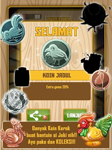 SI JUKI: Kerokan Master Legend Unlimited money