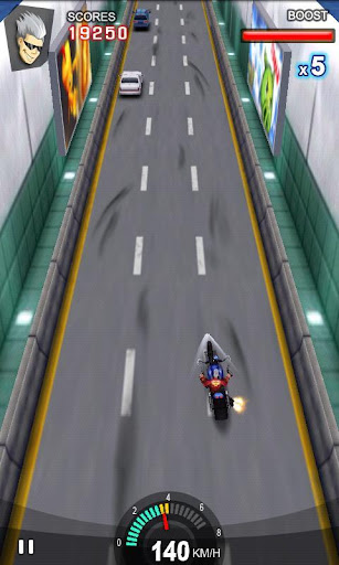 Racing Moto screenshot 17