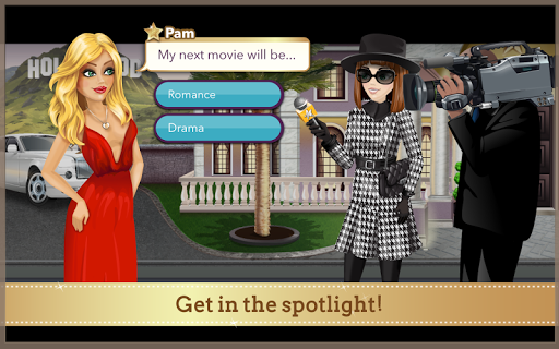 Hollywood Story - screenshot