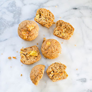 Low Fat Carrot Banana Muffins Recipes
