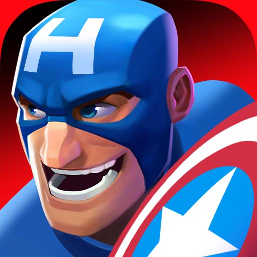 Legend Captain:Avengers Fight (game)