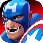 Legend Captain:Avengers Fight Icon