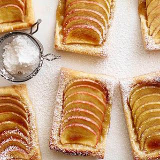 Apple And Vanilla Tart Recipes