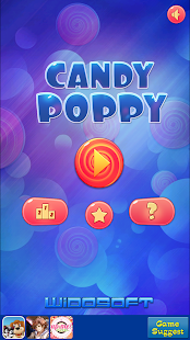 Candy Poppy - screenshot
