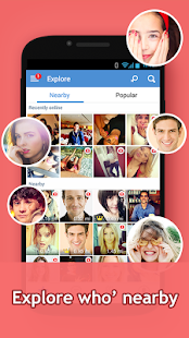 Free InstaMessage-Chat,meet,hangout APK for Windows 8