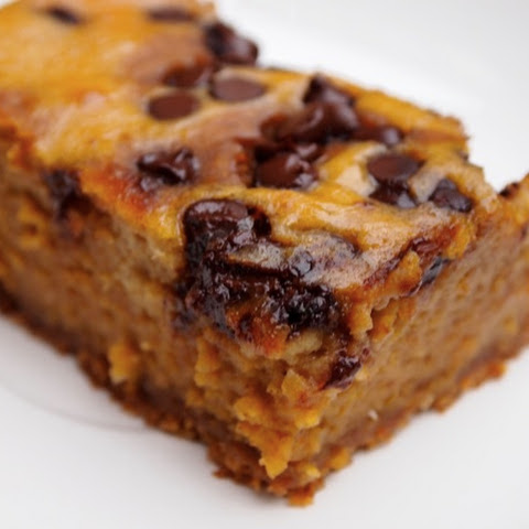 100-calorie Pumpkin Pie Dessert Bars
