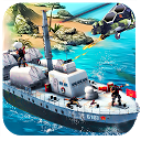 GUNSHIP NAVY BATTLEFIELD